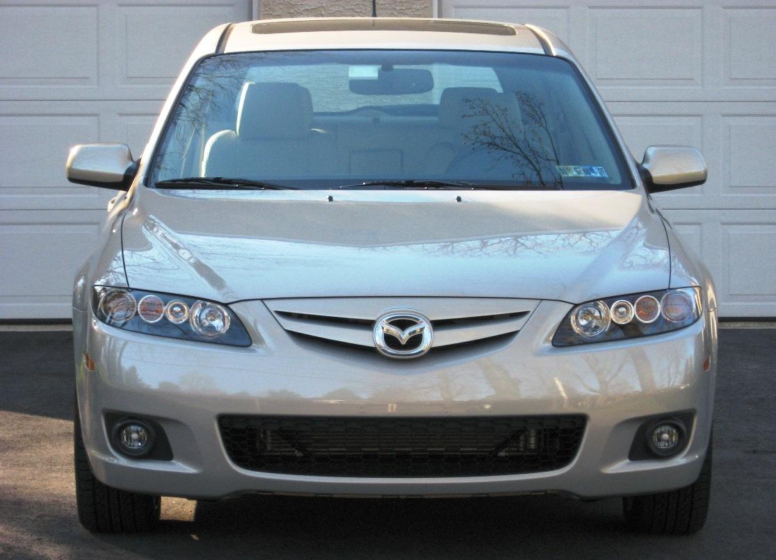 Car 2007 Mazda 6 Sport Grand Touring Wagon Consumer Maven 2006 Fuel Filter Location Mazda6